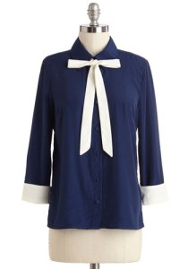 Bring It to the Boardroom Top, ModCloth: $39.99