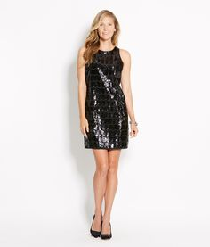 Vineyard Vines, Sequin Rope Dress: $398.00